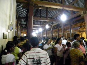 In the Queue - upper floor