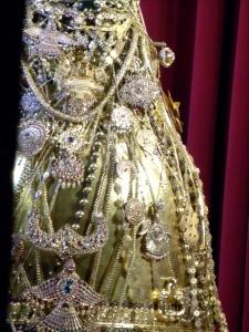 Golden Casket - detail