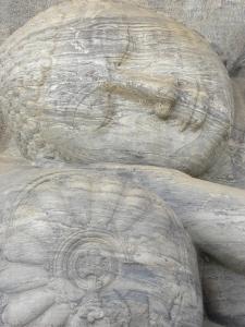 Reclining Buddha - Gal Vihara