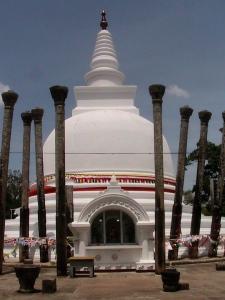 Thuparama Dagoba - Anuradhapura