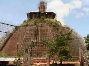 Abhyagiri Dagoba