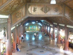 Interior - Southern Entrance