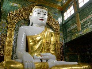 97ft high Soon U Ponya Shin Budda  (13th century) - Sagaing