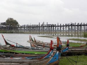 O Bein's Bridge - Amarapura