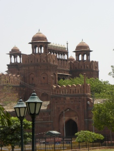 The Red Fort - Delhi, India (2009)