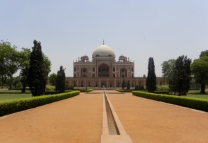 Mausoleum of Humayon - Delhi, India