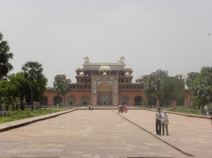 Mausoleum of Akbar - Fatehpour Sikri, India