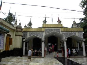 Shrine of Bahadur Shah II