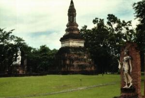 Wat Sa Si - Sukhothai