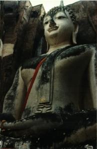 Phra Achana inside Wat Si Chum