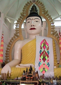 Sakya Muni Buddha Gaya at Temple of 1000 Lights - Singapore (2008)