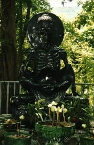 Fasting Buddha - Wat U Mong