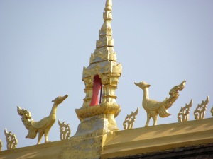 Roof element - Wat Si Saket