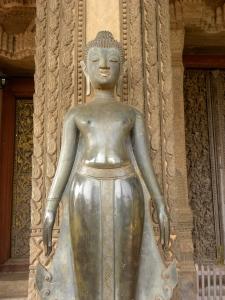 "Buddha ""Calling Rain"" mudra - Ha Phreow"