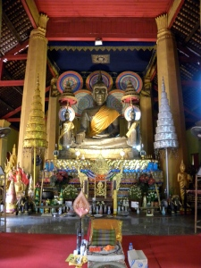 Phra Ong Teu Buddha