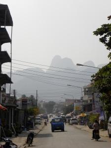 Vieng Vang, Laos (2014)