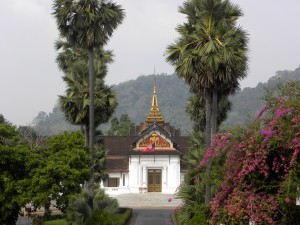 The Royal Palace - Luang Prabang