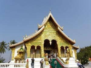Wat Phabang, Luang Prabang - Laos (20140