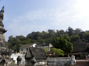 Mt. Phu Si - Luang Prabang, Laos