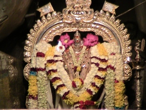 Murti of Lord Muruga