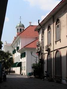 Kota (old Dutch colonial area of Batavia) - Jakarta, Indonesia (2008)