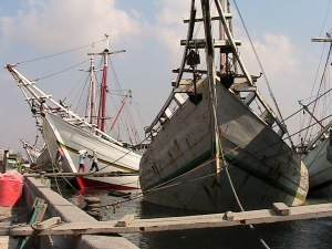 Fishing Boats of Sunlap Harbor - Jakara